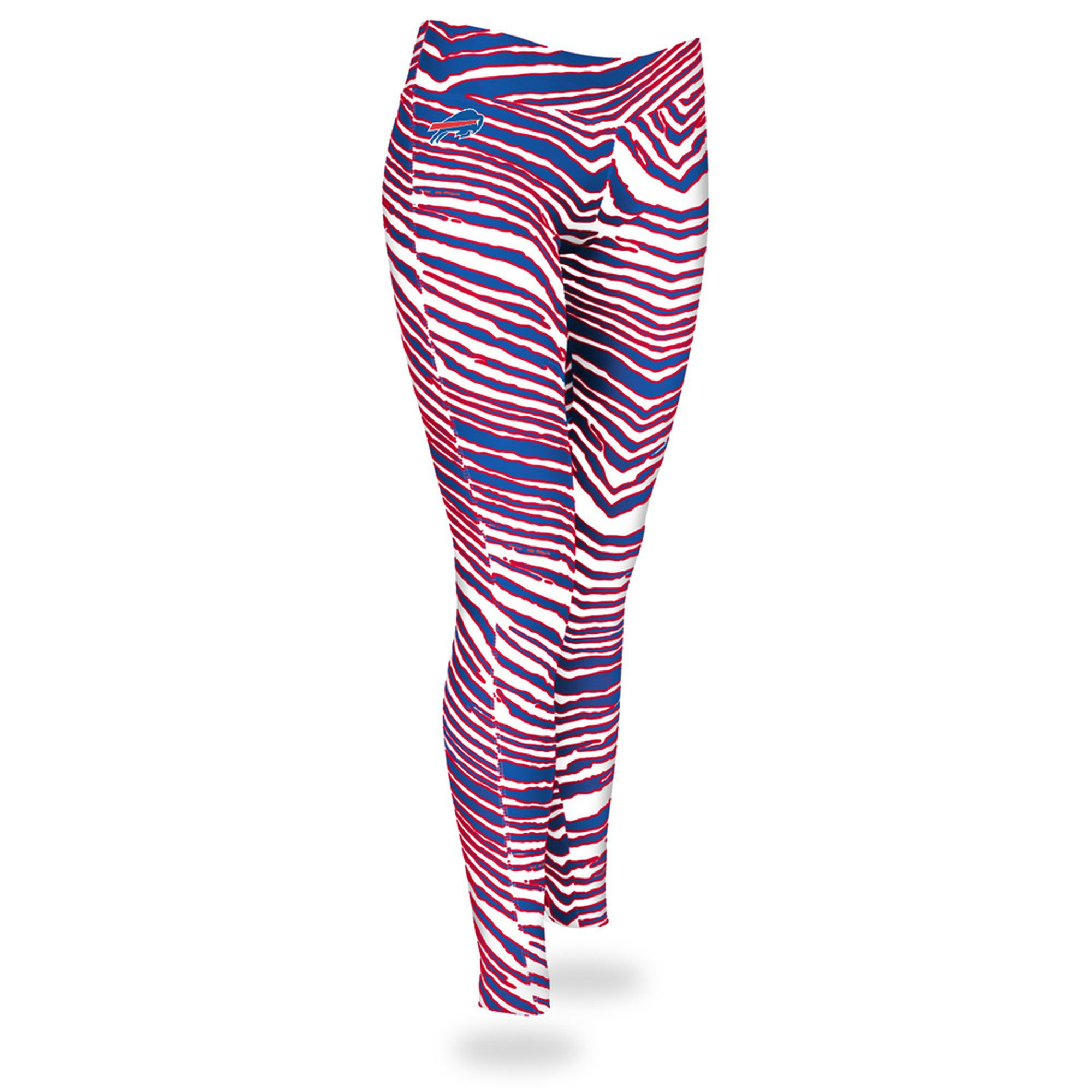 Women S Buffalo Bills Zubaz Royal Red Leggings Black Gold Leggings Women S Leggings Red Leggings