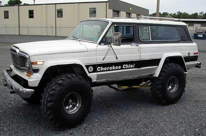 Fresh the 2015 Cherokee Chief