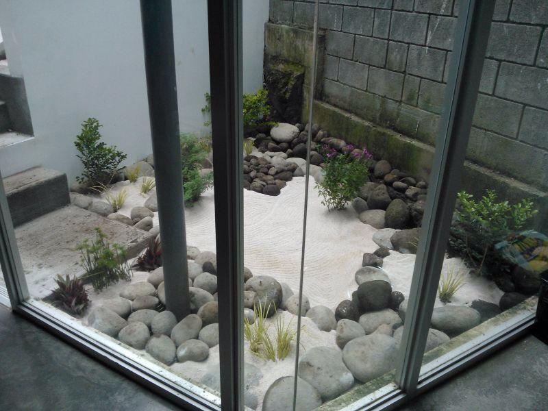 Más jardines secos Idea dejaron Pinterest Outdoor spaces and