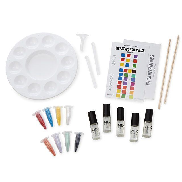 Make Your Own Nail Polish Kit   Nail polish kits, Diy nail polish ...