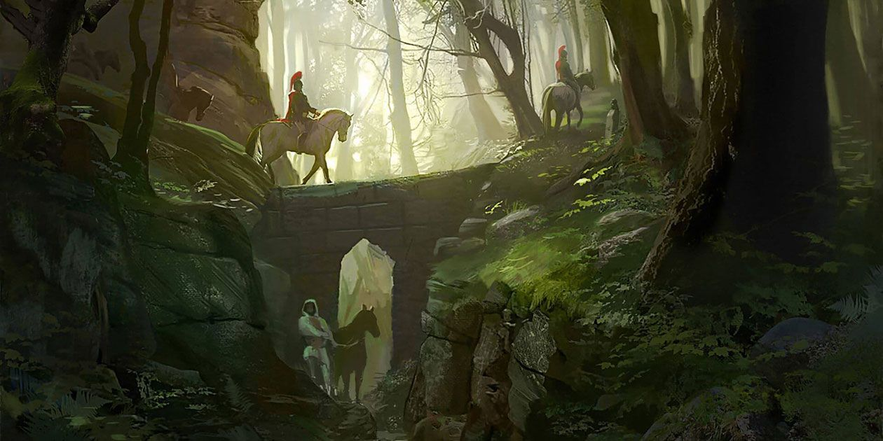 Forest of Assassins