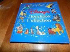 Disney S Storybook Collection Classic Stories First Edition Walt Disney Book Disney Storybook Disney Books Disney Storybook Collection