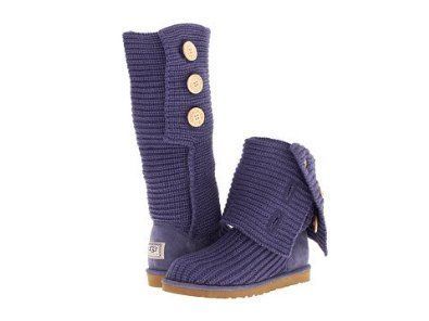 Amazoncom Ugg Womens Classic Cardy Boots Shoes Shoes I Want