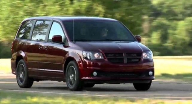 2020 Dodge Caravan Gt Reviews Redesign Release Date