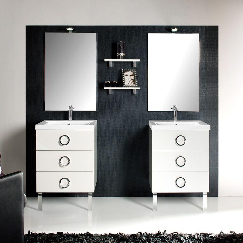 Meuble vasque Smart \u2013 meuble vasque salle de bain \u2013 Placedesbainsfr
