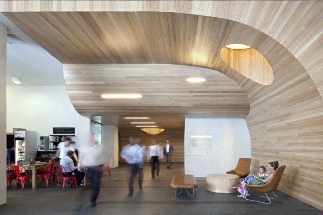 WOOD DESIGN INSPIRATION || Commercial Interior Design || #commercial #design #wood