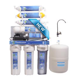 فلتر مياه 7 مراحل تايواني بالكامل Water Filter Brushing Teeth Toothpaste
