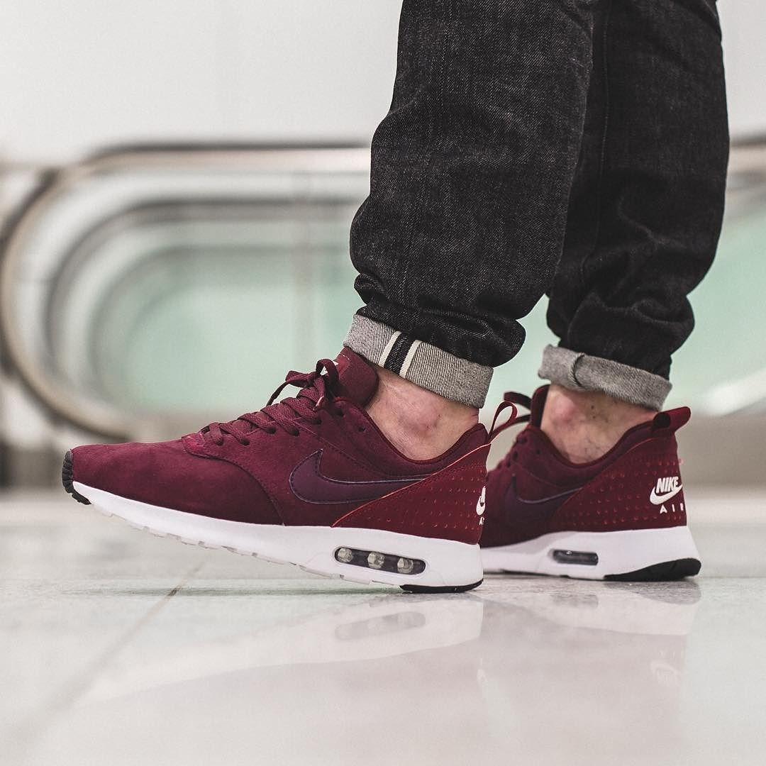 huge selection of 0cf98 b2ed2 Nike Air Max Tavas Leather - Night Maroon Night Maroon available now  in-store and online  titoloshop Berne   Zurich by titoloshop