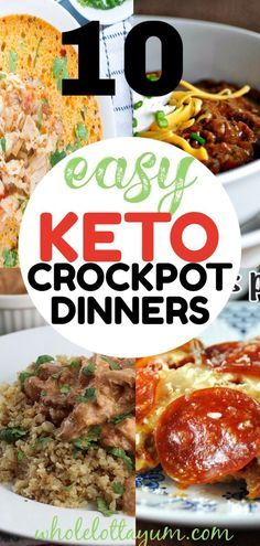 The 10 Best Keto Crockpot Recipes That Make Perfect Comfort Foods images