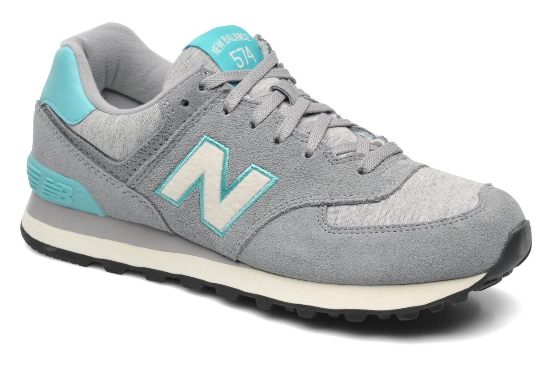 new balance wl 574 gris