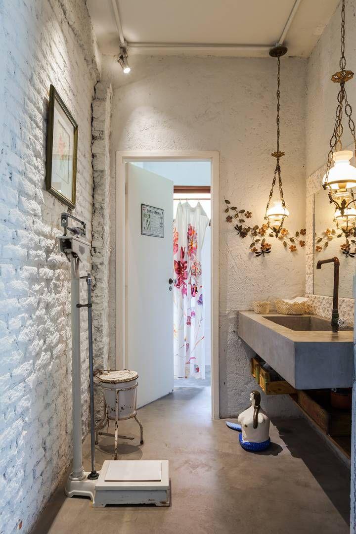 Casinha colorida: Chez Joana Mariani