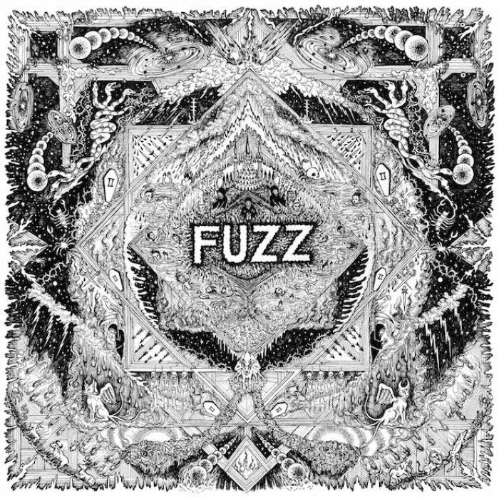 The rock trio Fuzz around well known Ty Segall is prepping its new album 'II' and if you're up to it you may bang your head already now.