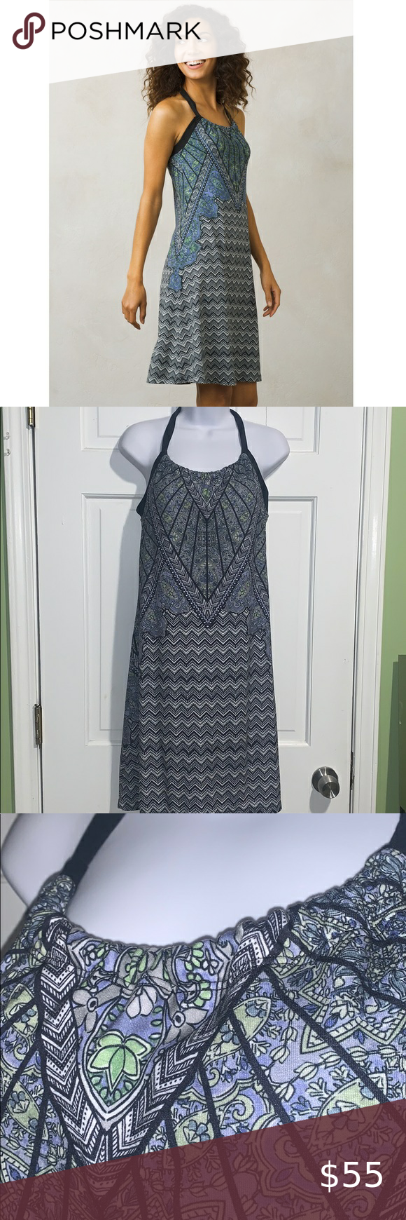 Prana Quinn Athletic Dress Athletic Dress Dresses Tank Top Dress [ 1740 x 580 Pixel ]