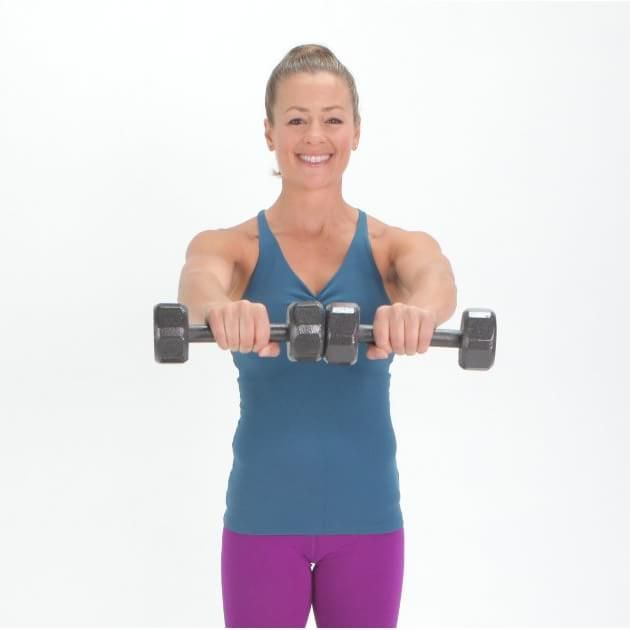 These 3 Simple Exercises Will Give You Sexy, Sculpted Arms