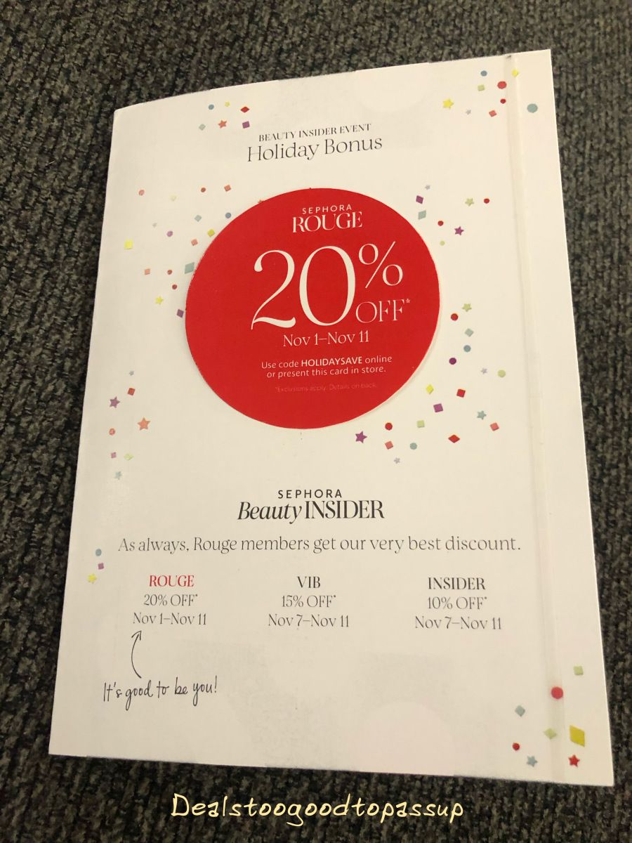 Sephora Sales Calendar 2020 With Promotions Gwp Offers Deals Promo Codes Events And More In 2020 Sephora Sephora Sale Sephora Beauty