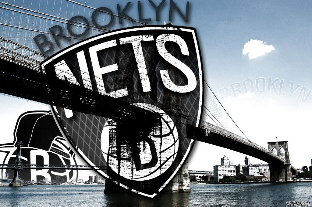 brooklyn nets | Brooklyn Nets Wallpaper is available for download in following sizes: | Brooklyn ...