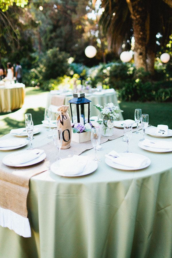 Wedding Table Decorations | Fab Mood #summerwedding