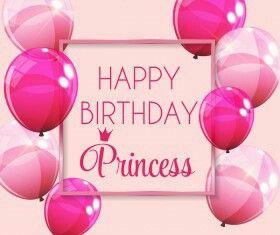 Happy Birthday Princess Herzliche Geburtstagsgrusse