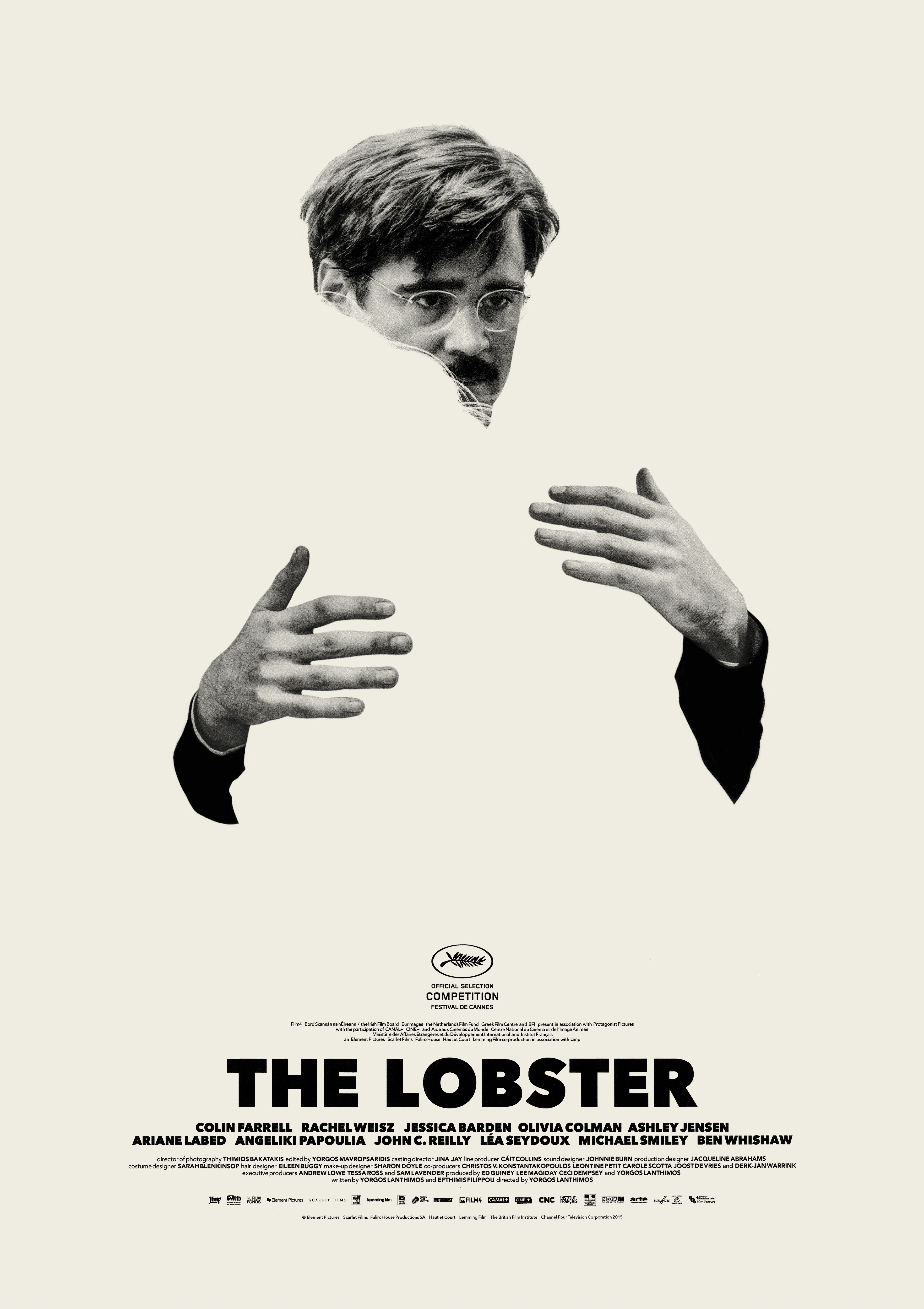 January 2016 | 1. The Lobster – Quite abrupt but funny at times and beautifully shot. It's quite nice to watch something with such a different concept and storyline. 6/10