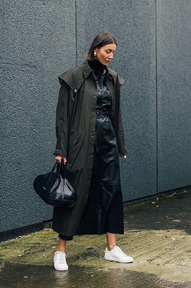 Pin by Bora Kim on 2018   Fashion, Autumn street style ...