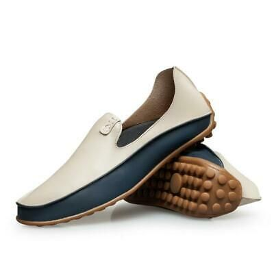 details about new men's driving moccasins casual boat