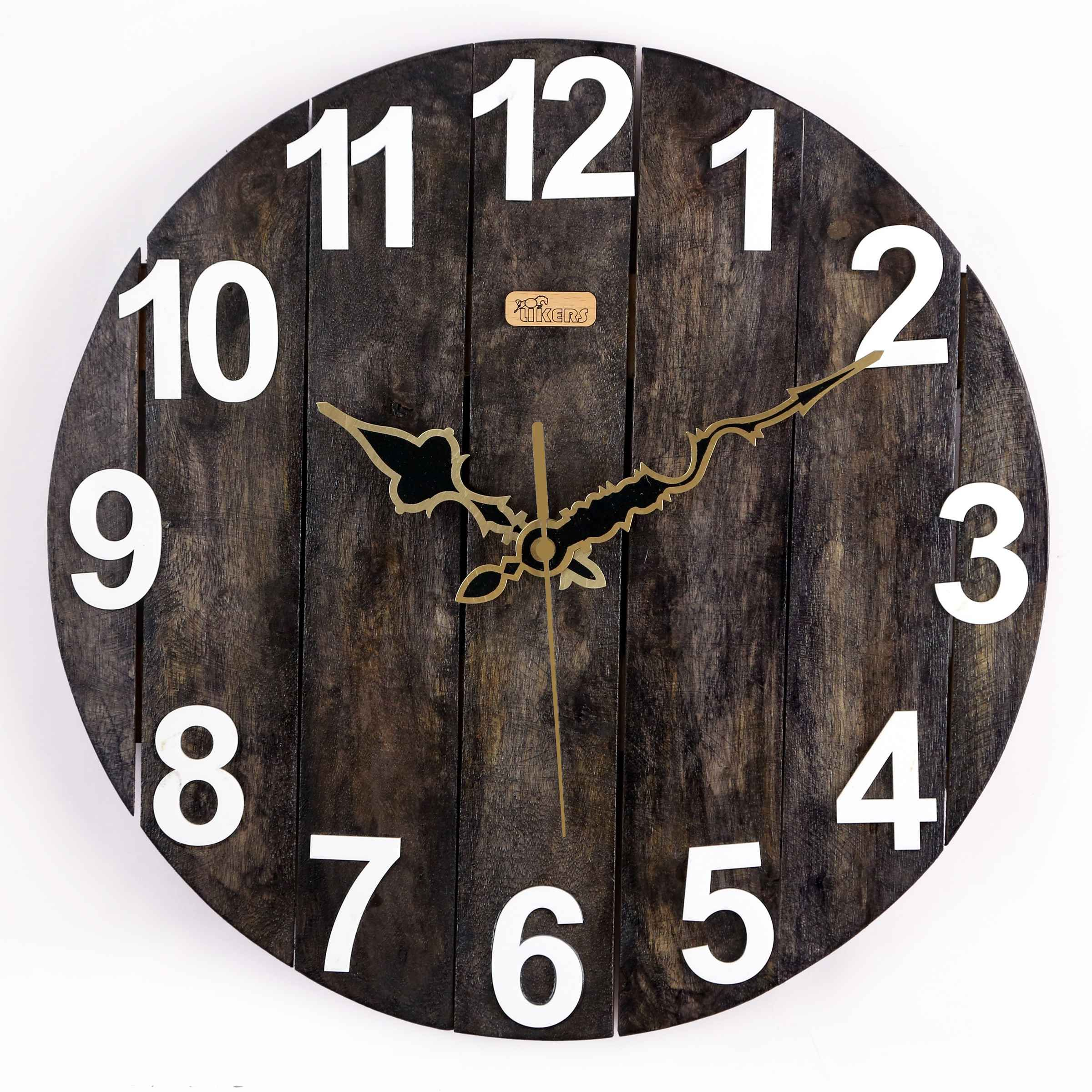 Ajanta Wall Clock Latest Design Images
