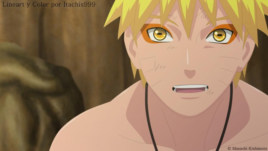 Naruto Entrenamiento by Itachis999