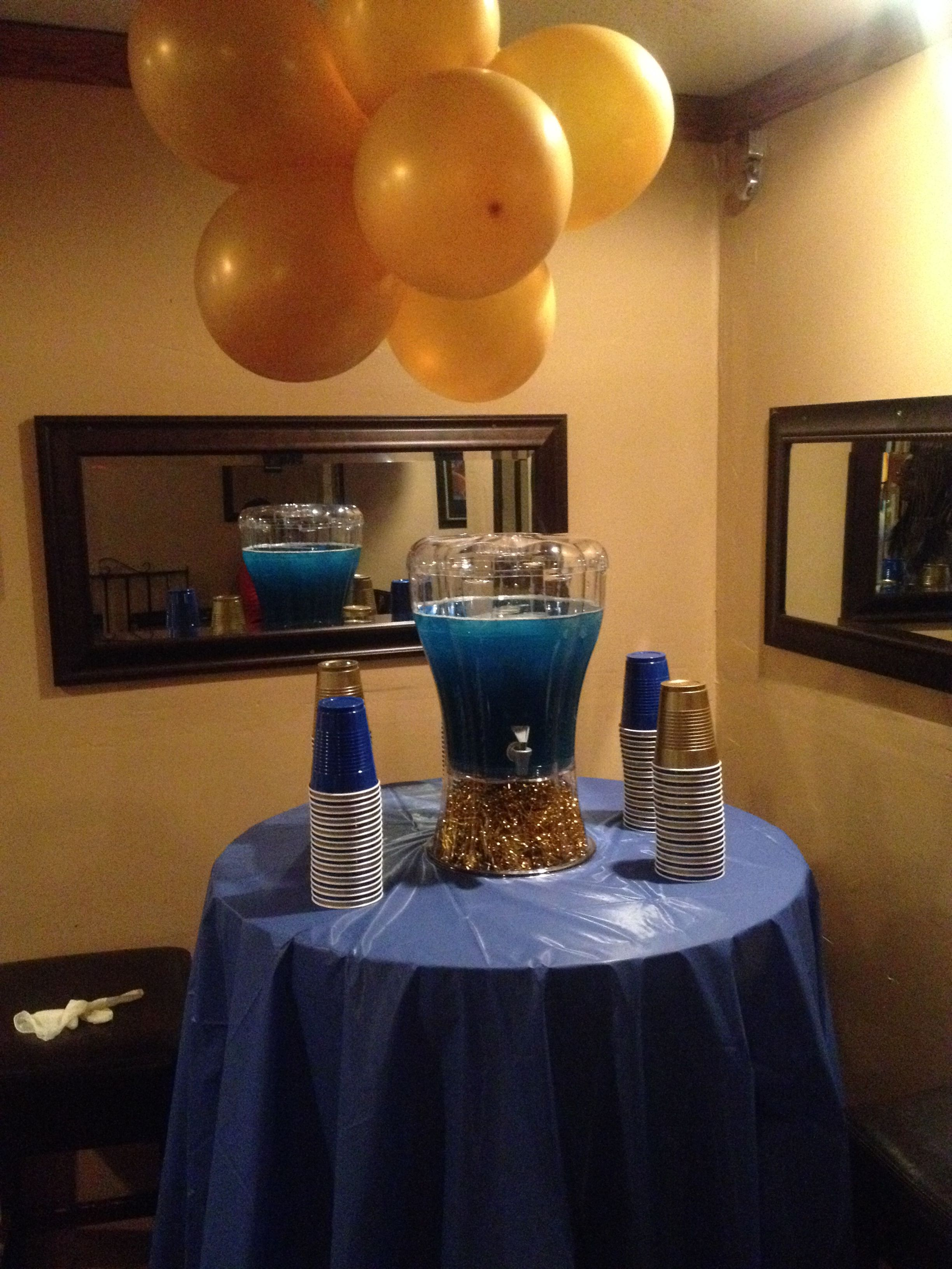 Creative Creations By Adrienne, The Royal Drink Station