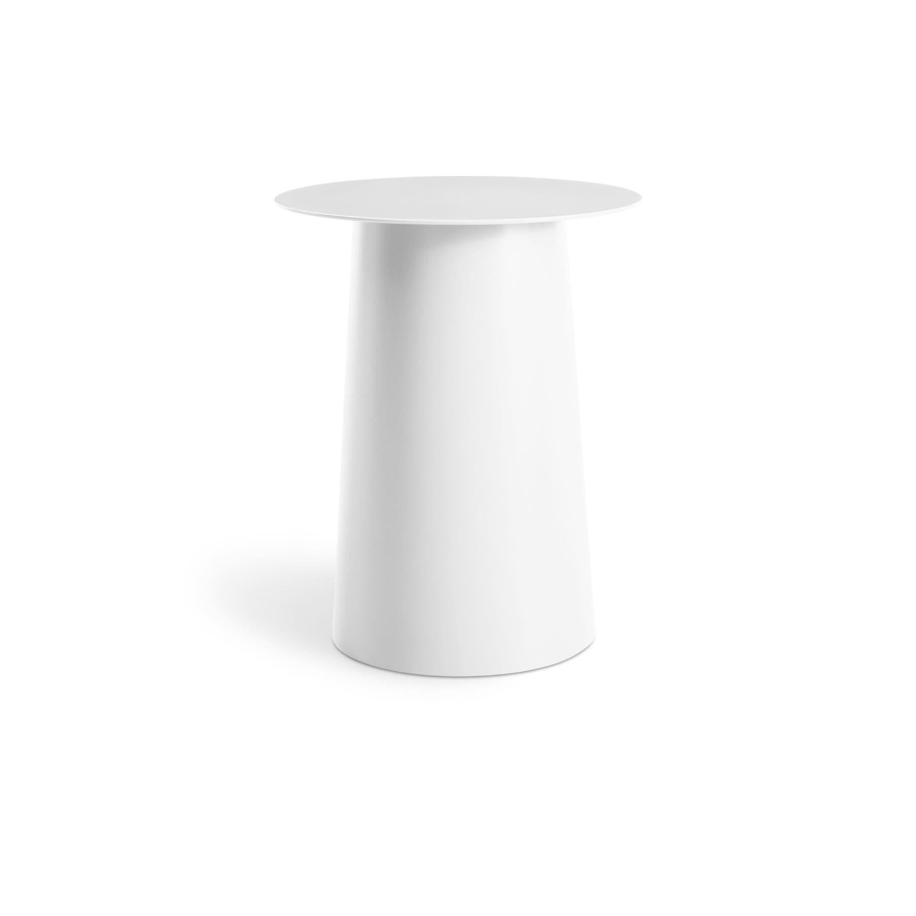 Circula Tall Side Table In 2020