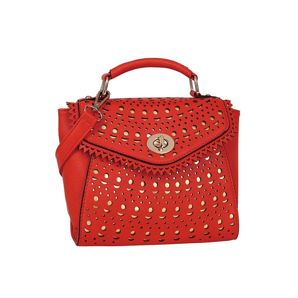 Melie Bianco Sophia Red (With images) Top handle bag