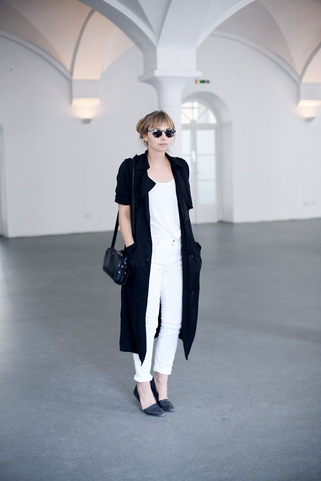 Outfit: Der (fast) All-White-Versuch - amazed
