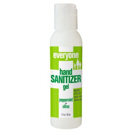 Eo Products Hand Sanitizer Gel Everyone Peppermnt Citris