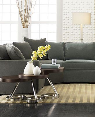 Bradley Fabric Sectional Living Room Furniture Collection Gorgeous Online Living Room Furniture Shopping Collection