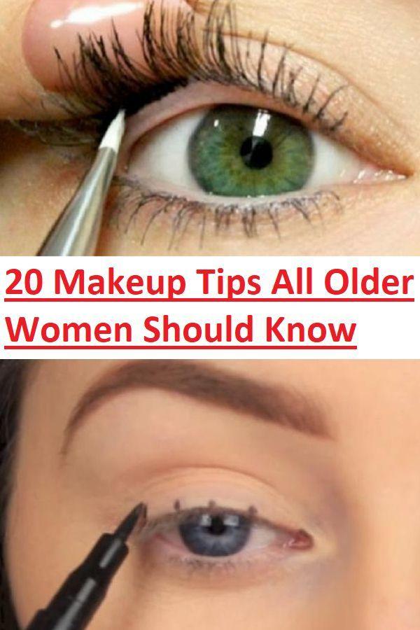 20 Makeup Tips All Older Women Should Know Slideshow Makeup Tips For Older Women Makeup Makeup Tips
