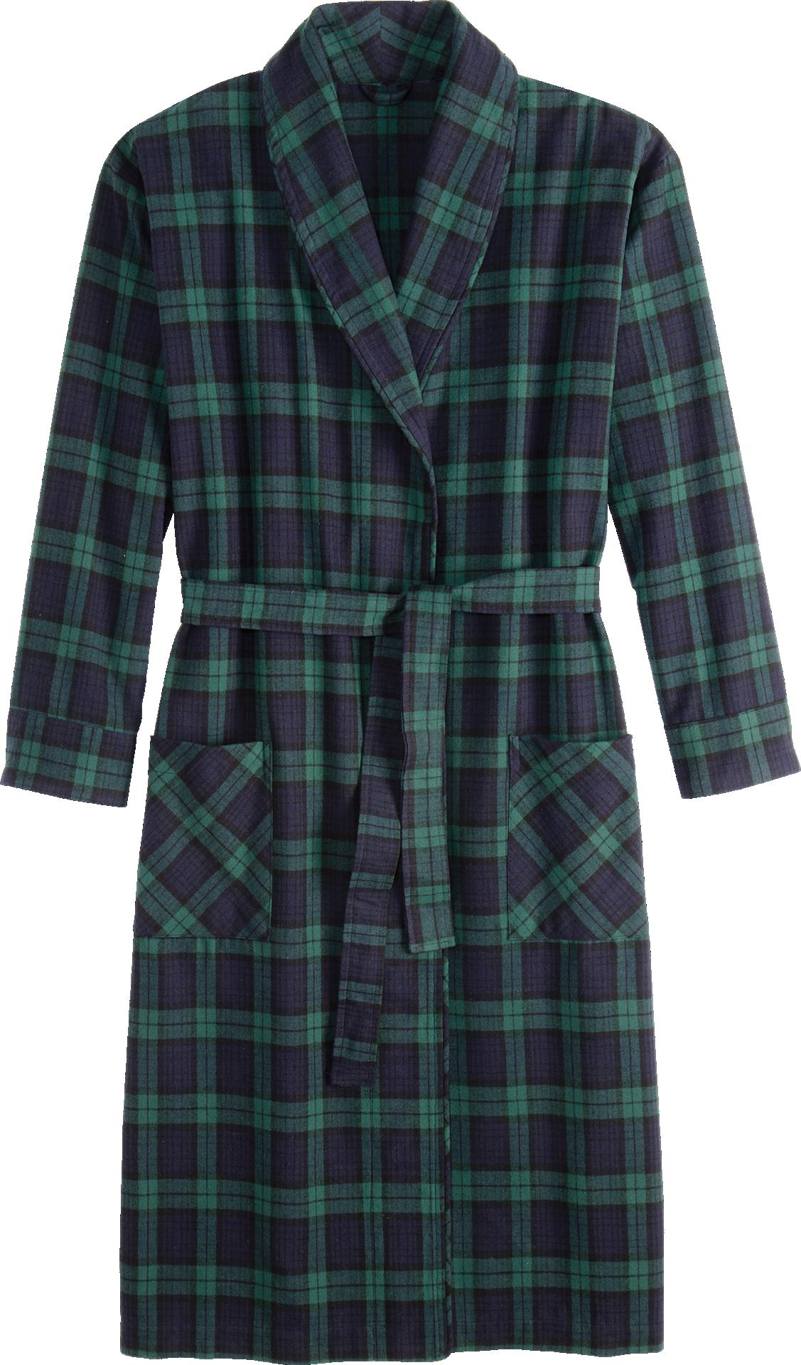 Portuguese Flannel Wrap Robe For Men  68d59655c