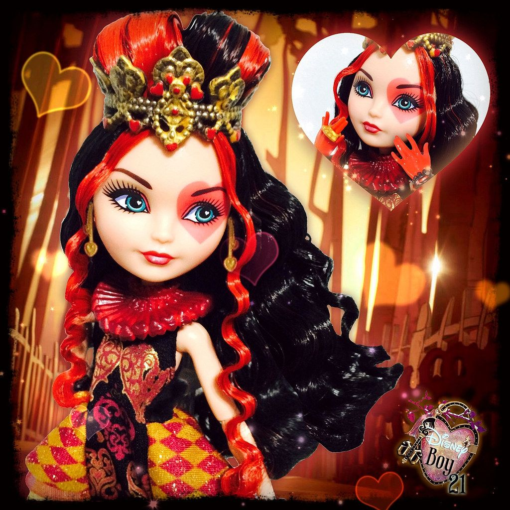 An Ever After High Repaint Tutorial by Charlotte