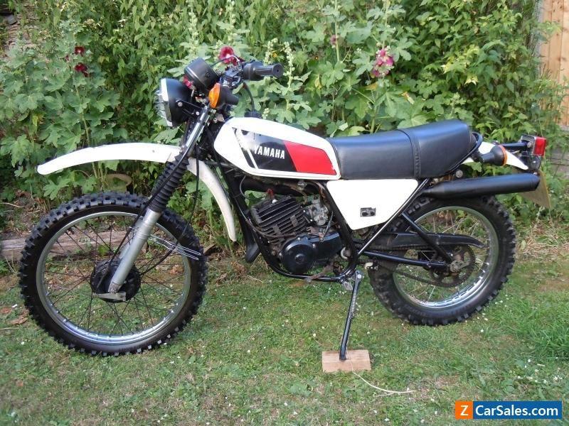 Yamaha Dt175 Dt 175 Mx 1978 Road Legal Uk Bike Classic Enduro Restoration Yamaha Dt Forsale Unitedkingdom Motorcycles For Sale Yamaha Bike