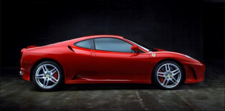 Ferrari F430 Berlinetta $235,000 520 hp, 4.3L V8, 6 Speed paddle ...