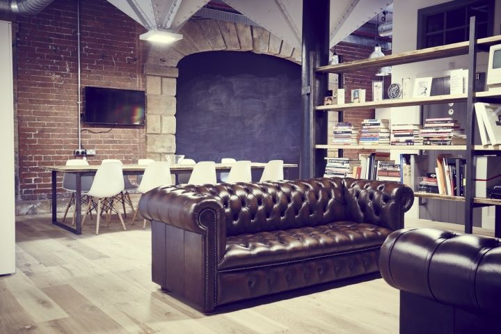 We Are Offices By Structural Interiors Sheffield England Retail Design Blog