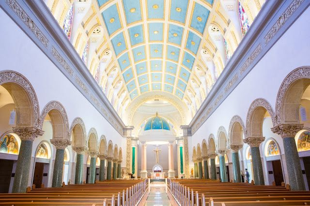 The Usd Immaculata Is One Of Most Stunning Churches In San Go To Get Married
