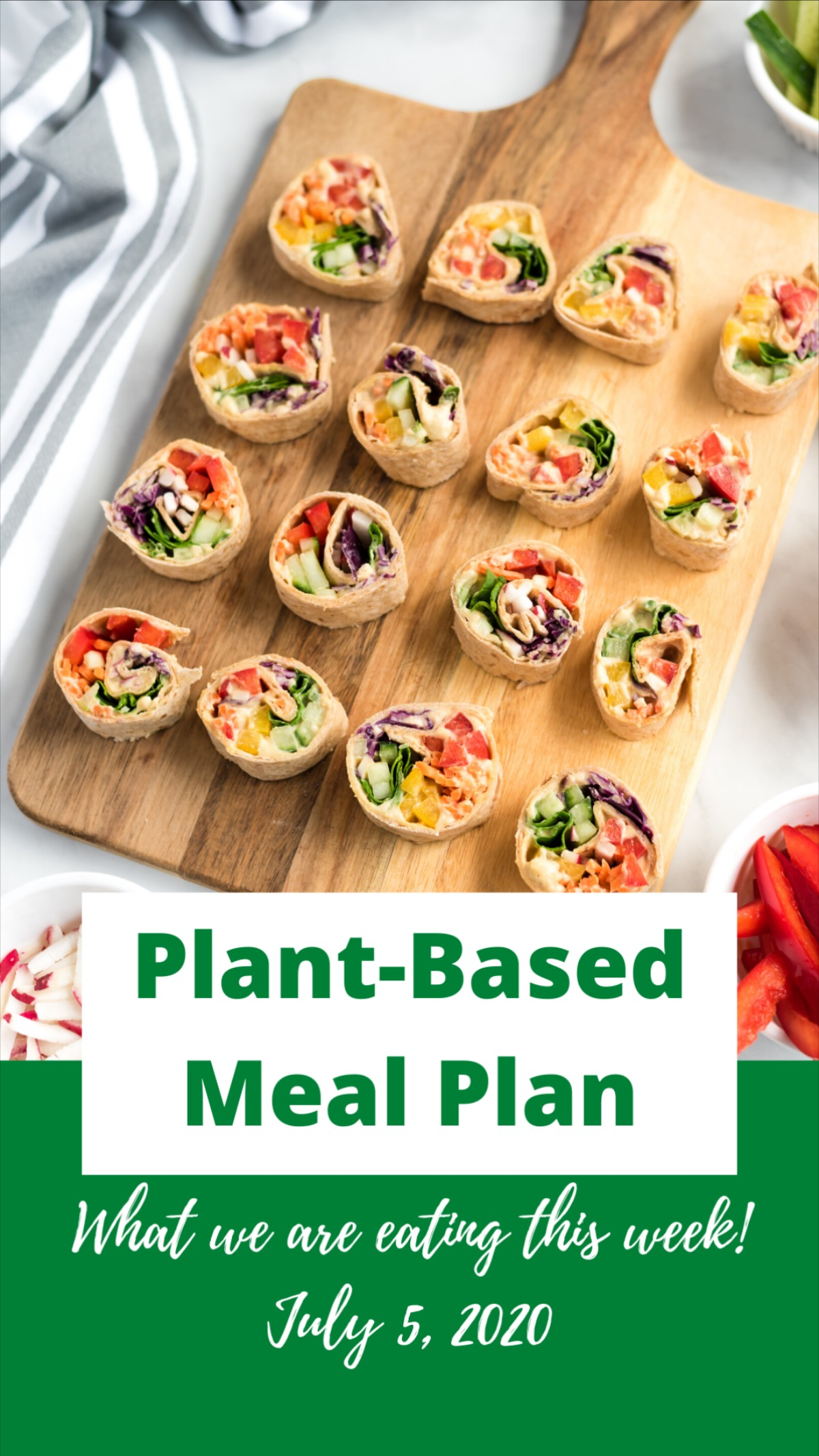 Summer Vegan Meal Plan