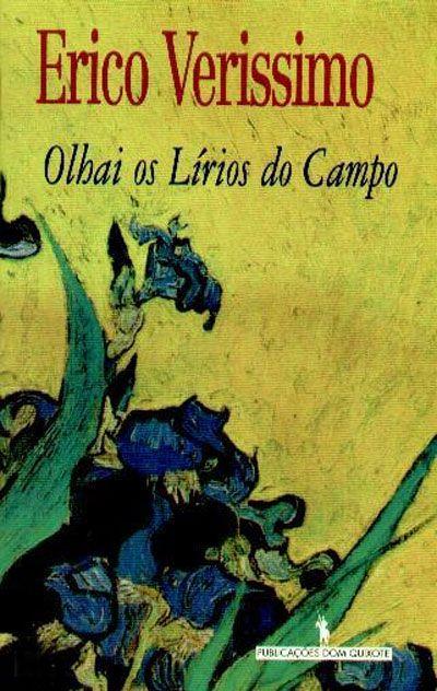 Olhai Os Lirios Do Campo Livros Literatura Brasileira Livros