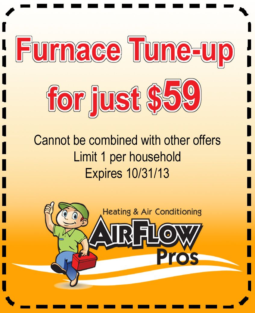 ***Receive 50 off your Furnace Clean & Check*** Call