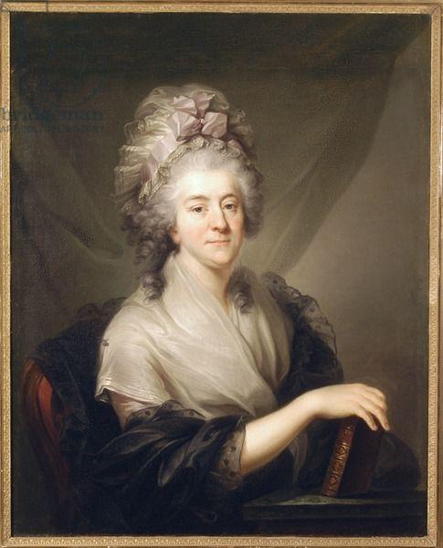 Countess Franciszka Rzewuska, née Cetner, c.1780 (oil on canvas), Marcello Bacciarelli, Royal Castle, Warsaw, Poland