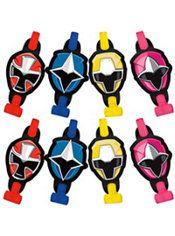 power rangers ninja steel blowouts 8ct | power rangers ninja steel, power rangers ninja, power