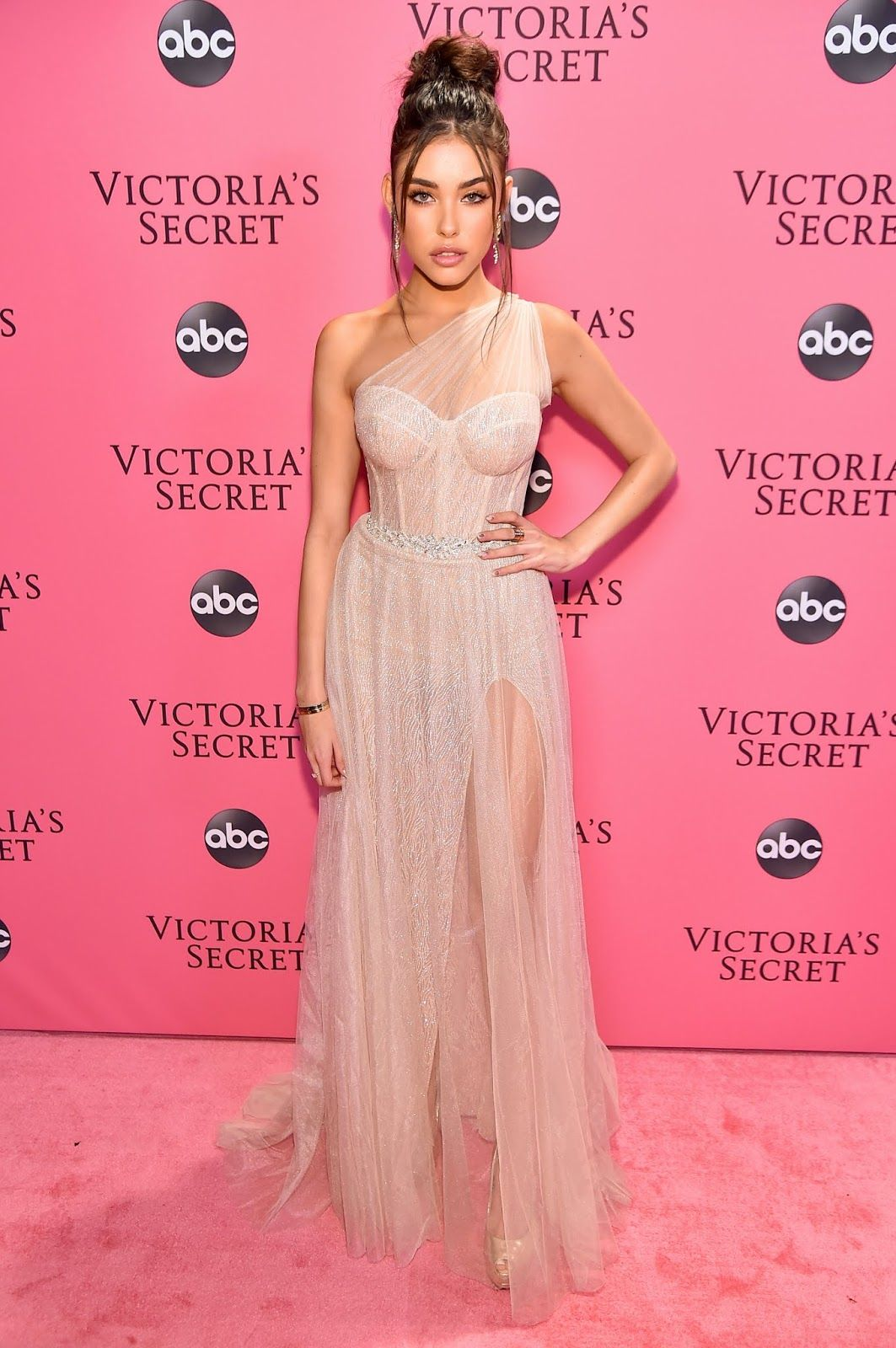 3194fe1f24c Madison Beer - 2018 Victoria s Secret Fashion Show in NYC 11 08 2018 –  Celeb Central
