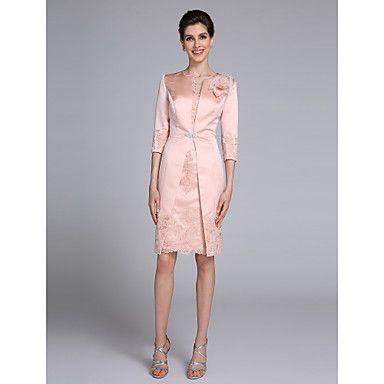 612b7ff236d1 Vestito a tubino per cerimonia – Modelli alla moda di abiti 2018