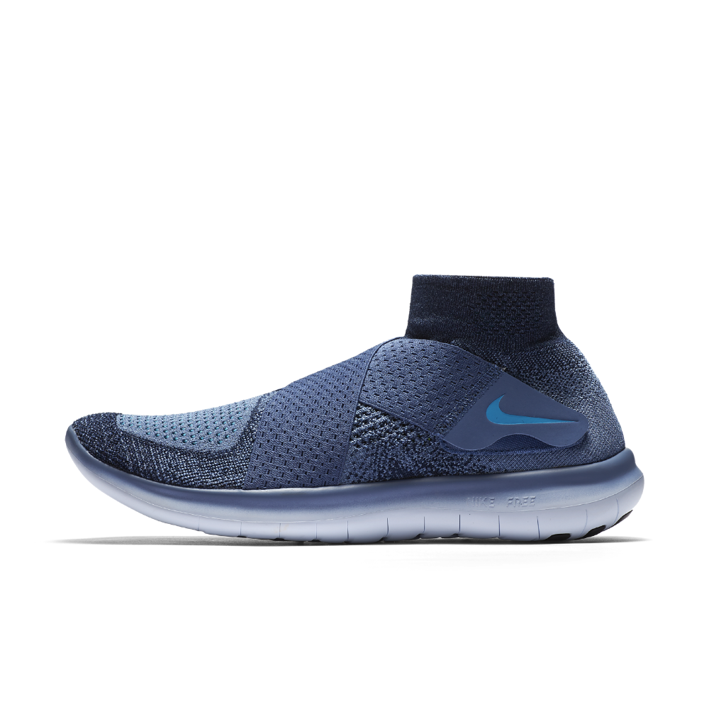 huge discount 2f275 0d847 Nike Free RN Motion Flyknit 2017 Men s Running Shoe Size 11.5 (Blue)