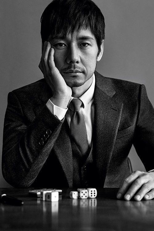 outlet store 49570 e32a4 写真1/7|俳優・西島秀俊がジョルジオ アルマーニの顔に、新 ...