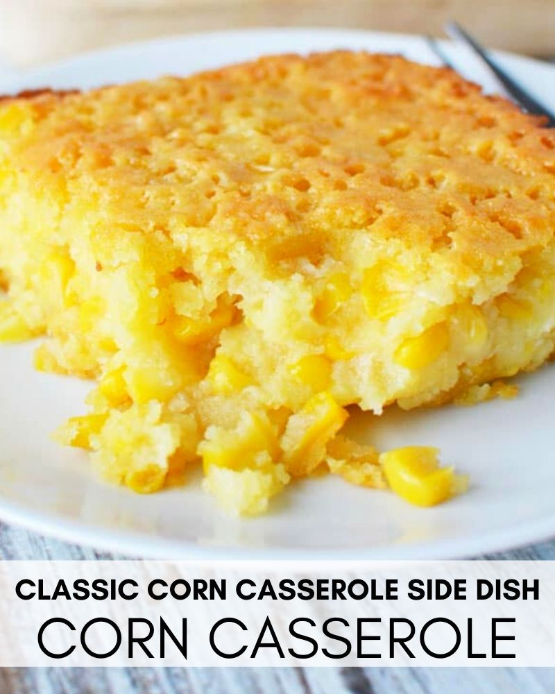 How to make Corn Casserole How to make Corn Casser